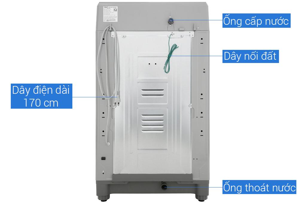MÁY GIẶT AQUA 9KG AQW-S90CT-H2