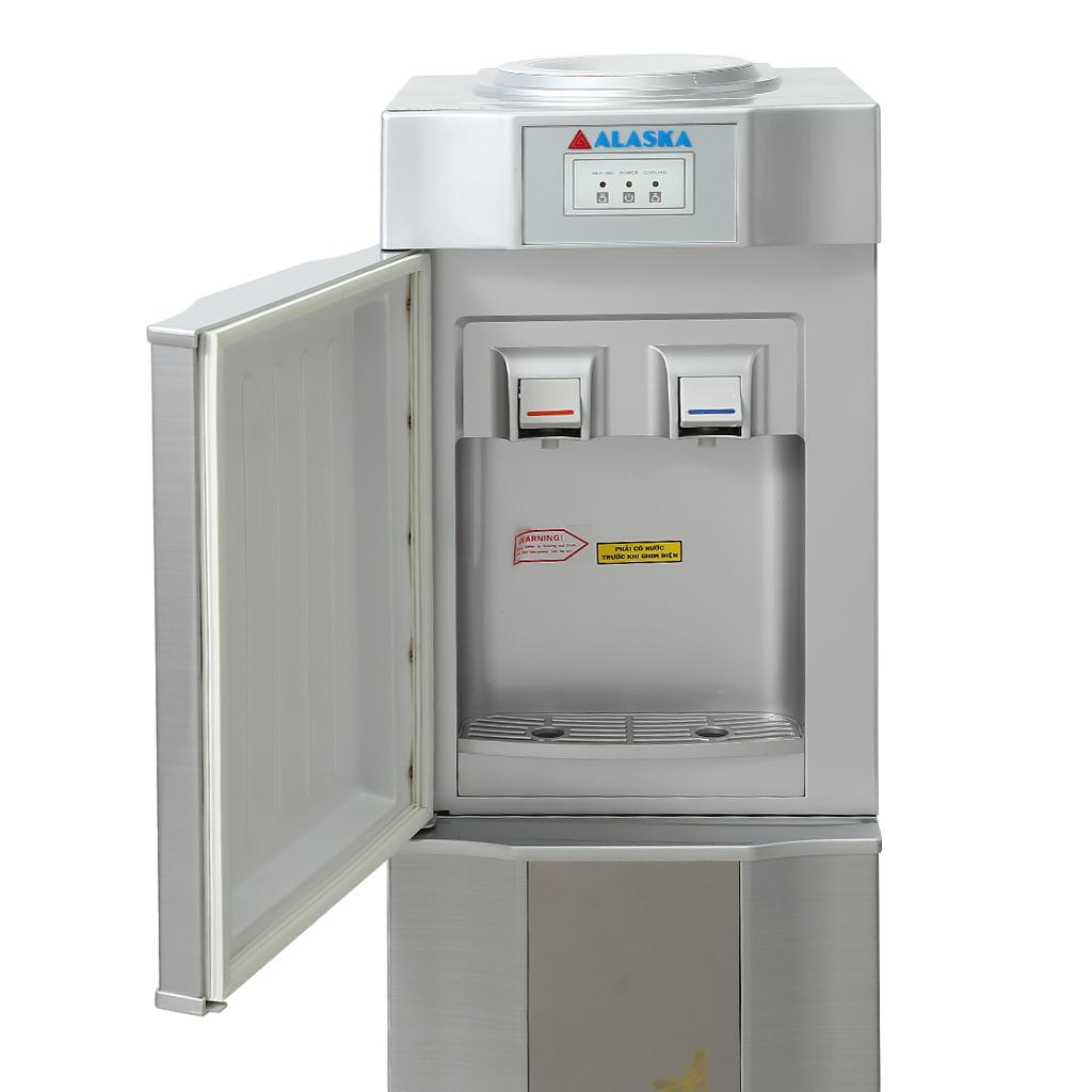 Máy nóng lạnh có ngăn lạnh Alaska R80C