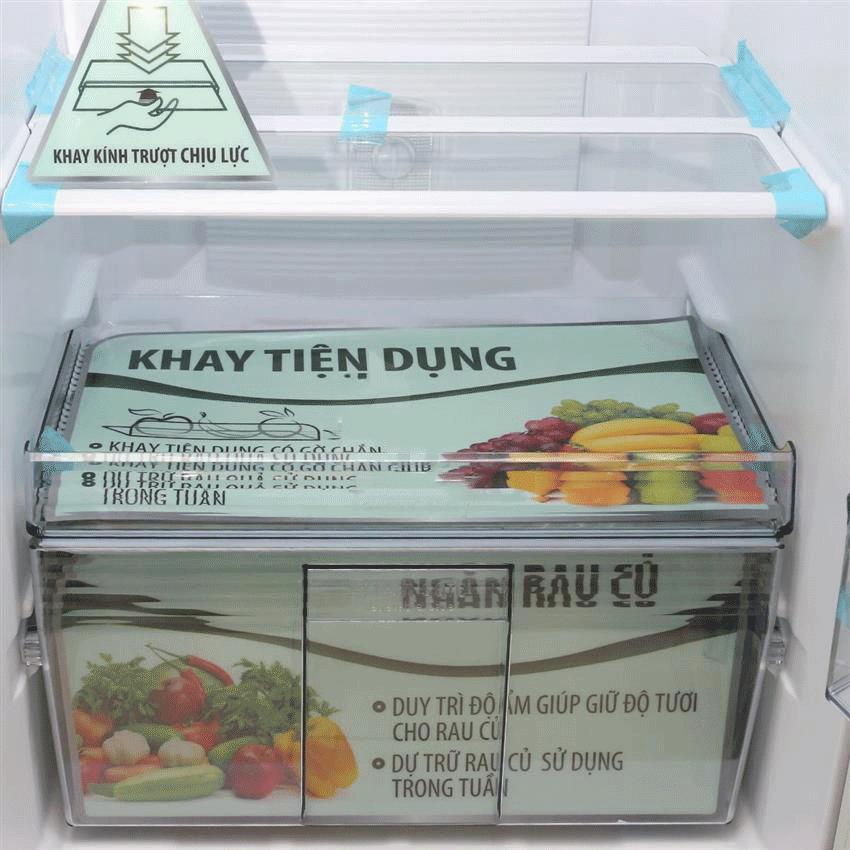 Tủ lạnh Panasonic NR-BL347XNVN - 303 Lít Inverter