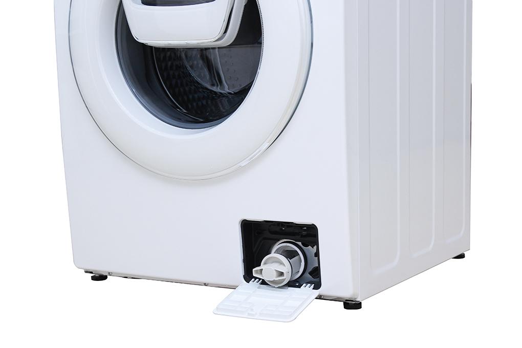 Máy giặt Samsung AddWash inverter 8 kg WW80K5410WW/SV