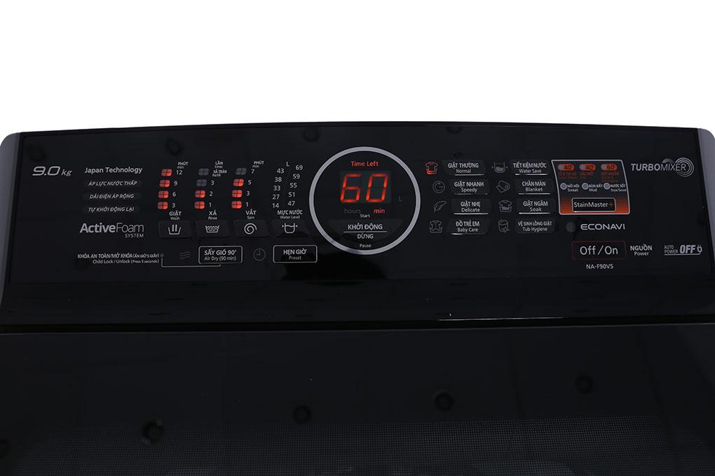 Máy giặt Panasonic 9kg NA-F90V5LMX