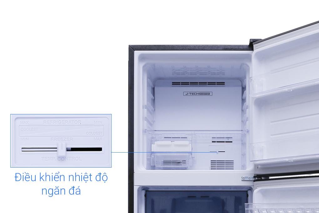Tủ lạnh Sharp Inverter 241 lít SJ-X251E