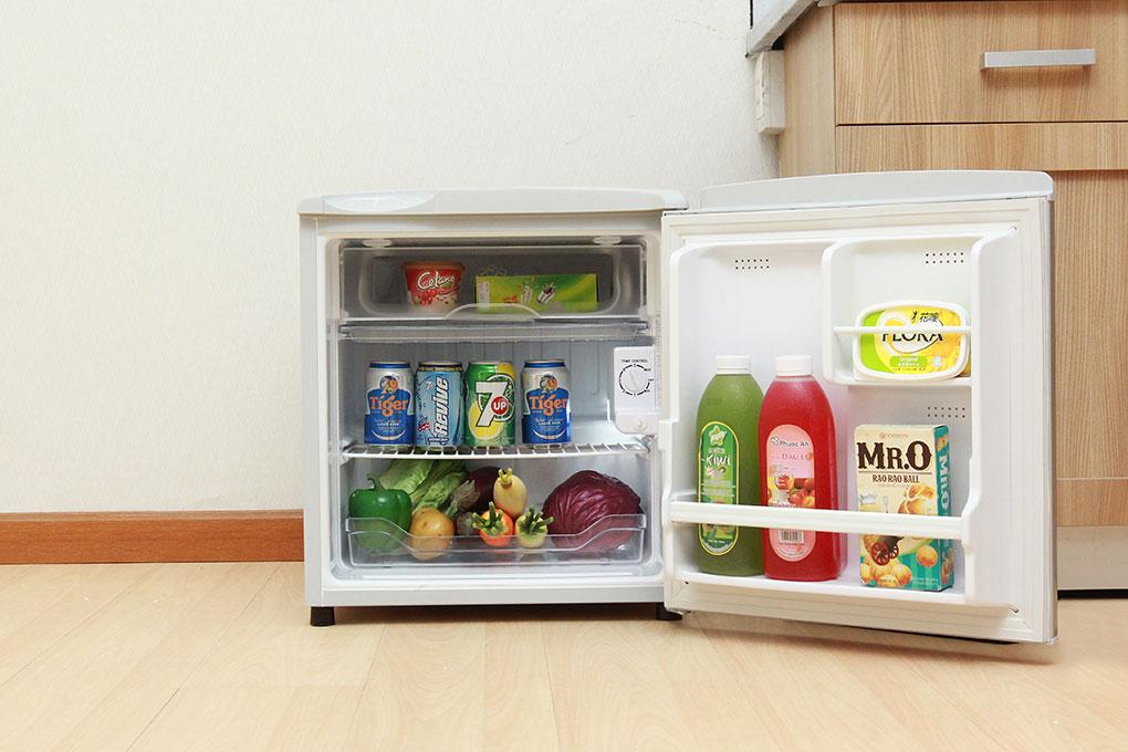 Tủ lạnh Aqua 50 lít AQR-55AR