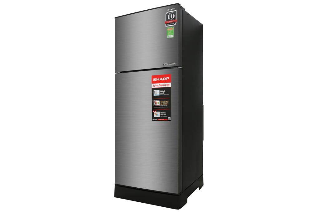 Tủ lạnh Sharp Inverter 196 lít SJ-X201E