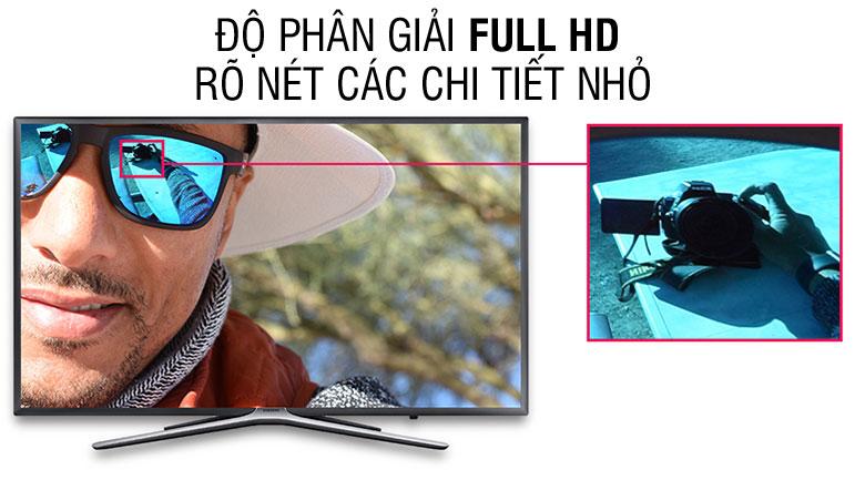 Độ phân giải màn hình HD